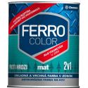 U-2066 FERRO COLOR antikorozní barva matná 2v1