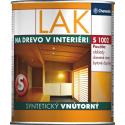 Chemolak Lak syntetický vnitřní S1002