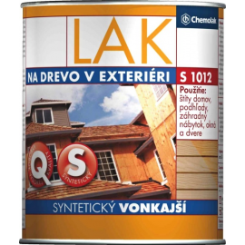 Chemolak Lak syntetický vnější S1012