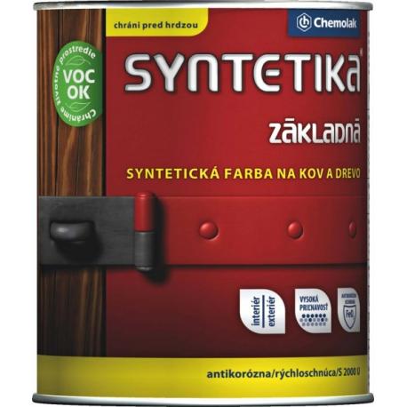 Syntetika základní anikorozní