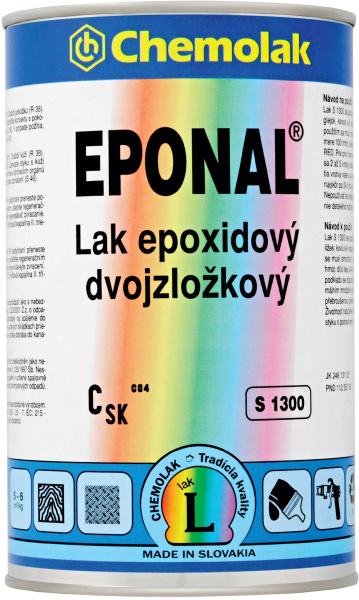 Lak epoxidový vnitŕní S1300