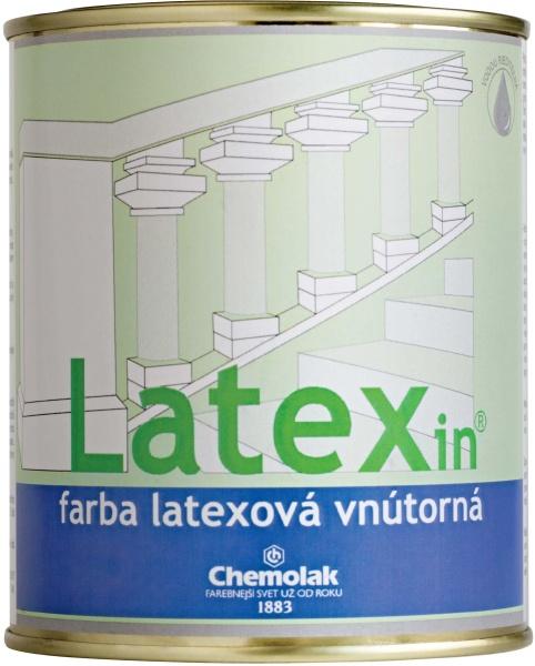 LATEXIn barva vnitřní latexová