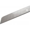 Břity ulamovací do nože 25mm 10 ks