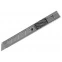 Extol Nůž ulamovací celokovový nerez 18mm
