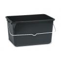 Vědro/kbelík na barvu, plast, 6 l
