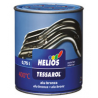 Žáruvzdorná barva pro ochranu kovových předmětů vystavených zvýšené teplotě až 400°C jako např. roury u kamen …