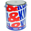 Polyuretanová barva ISO 90 SATIN A 0413