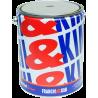 FRANCHI & KIM - Polyuretanová barva pro univerzální použití, lesklá