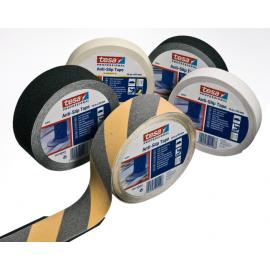 tesa® 60951 Protiskluzová bezpečnostní páska černožlutá 50mm x 15m