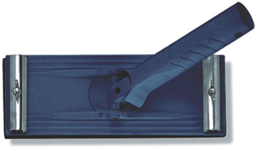 Bruska ruční na tyč, 22,8x8,2 cm