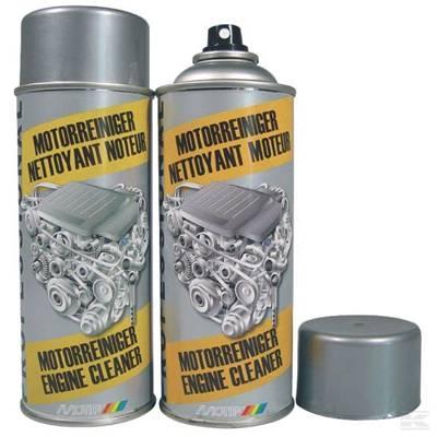 Čistič motoru sprej 400 ml