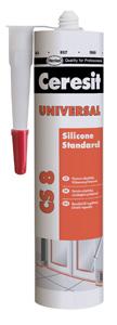 Univerzální silikon CS 8 280 ml, Ceresit