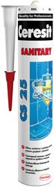 Sanitární silikon, CS 25 280 ml, Ceresit