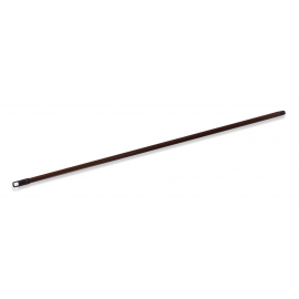 Tyč kovová, hrubý závit, 130 cm
