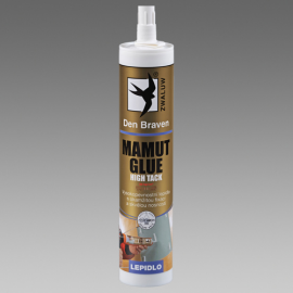 Den Braven Mamut Glue (High Tack), bílý, 290 ml