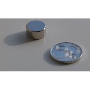 Neodymový magnet 12x6