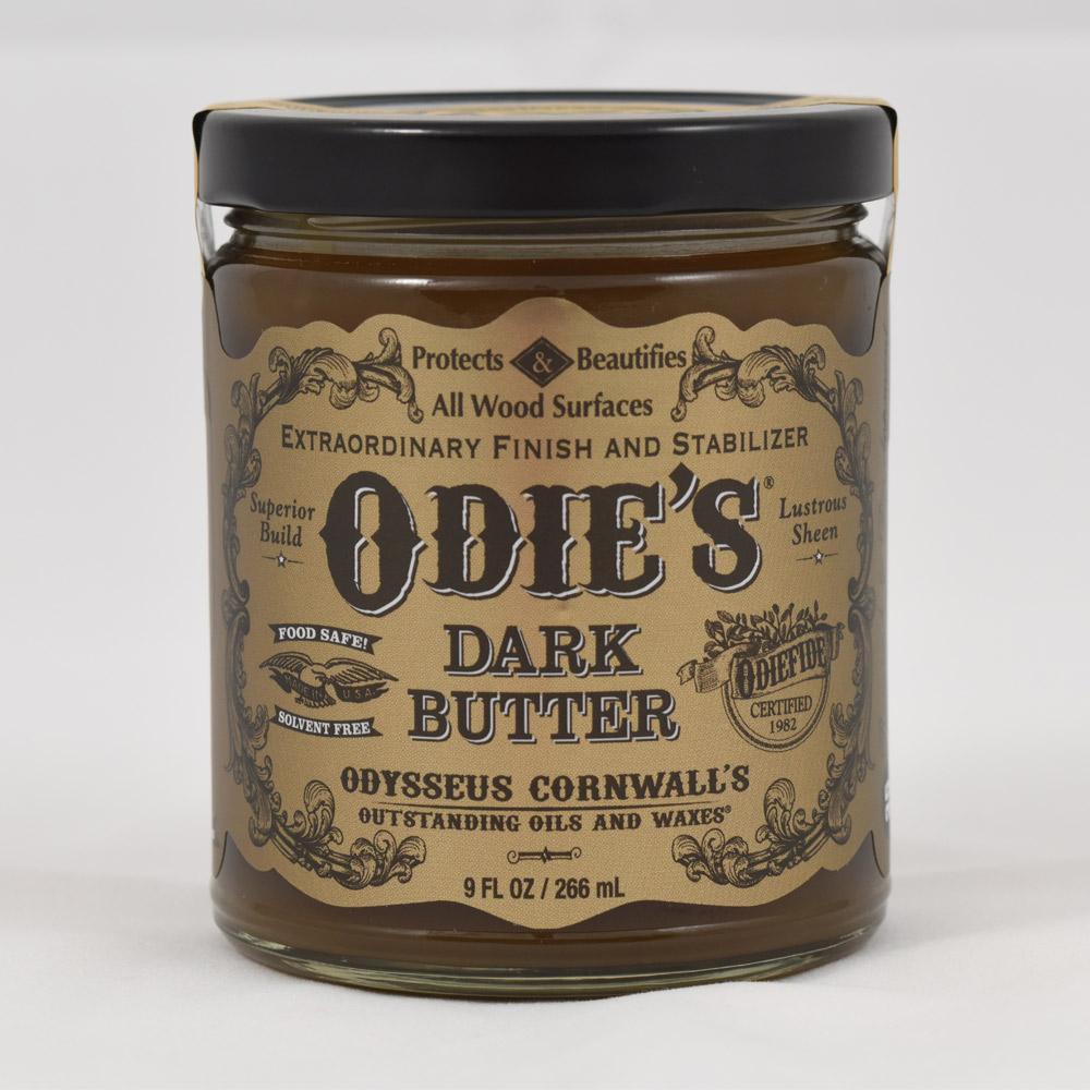 Odie's Wood Butter Dark