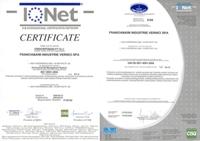 Franchi & Kim ISO14001