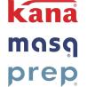 Kana, Masq, Prep